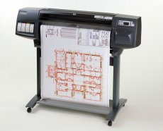 ��� Traceur HP DesignJet 1055CM